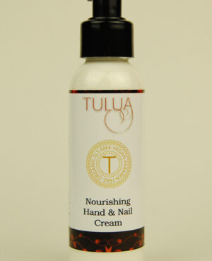 Tulua Skincare hand and nail cream
